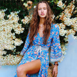 Robe it Hippie Bleu