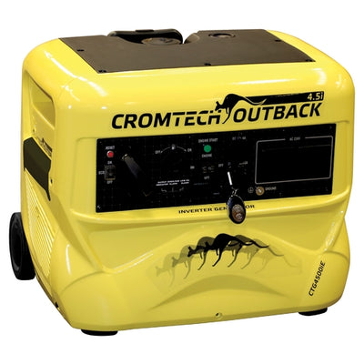 CTG 4500iE 4.5kw Cromtech Outback Inverter Generator