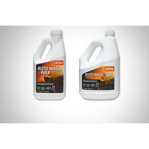 STIHL Auto Wash & Wax - 4L