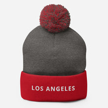 Carregar imagem no visualizador da galeria, LOS ANGELES Pom-Pom Beanie BEEN THERE SERIES