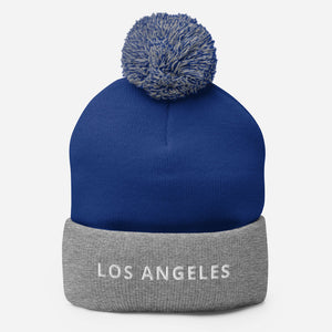 LOS ANGELES Pom-Pom Beanie BEEN THERE SERIES