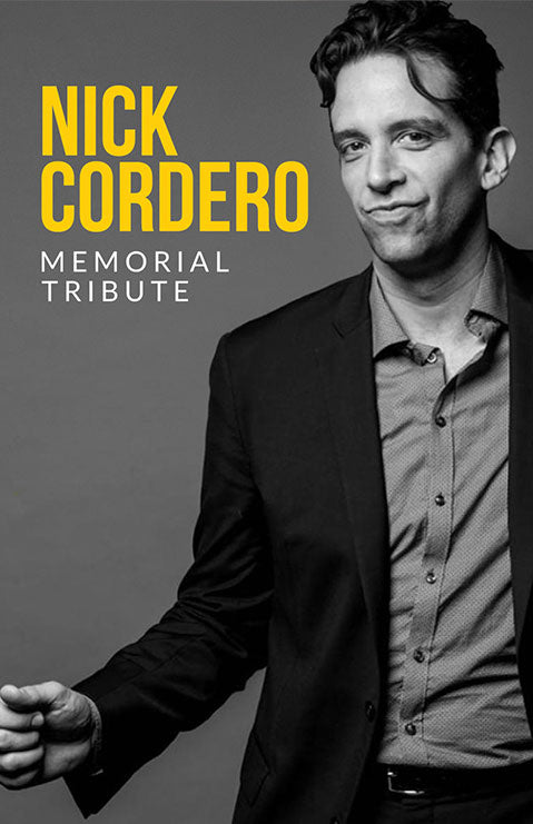 Nick Cordero Memorial Tribute