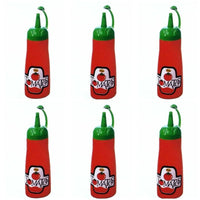 Sauce Ketchup Squeeze Bottle 400 ml Bottle (Pack Of 6) (5630375493793)