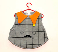 T-Shirt Bibs for Babies | Baby T-Shirt Bibs| Attractive Baby Apron | Cute Baby Bibs (Pack of 2) (5623289872545)
