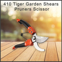 0410 Tiger Garden Shears Pruners Scissor