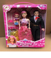 Premium Doll Toy With Accessories For Girls (6083847749793)