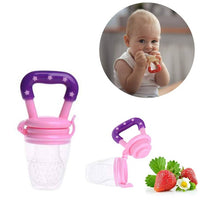Silicone Fresh Fruit Food Feeder For Baby (6084272292001)
