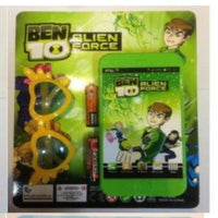 Premium Ben 10 Sunglasses And Mobile Toy For Kids (6084109631649)