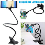 Multi-Function Creative Lazy Mobile Phone Holder Supported All Smartphones for Bed,Office,Desktop,Kitchen
