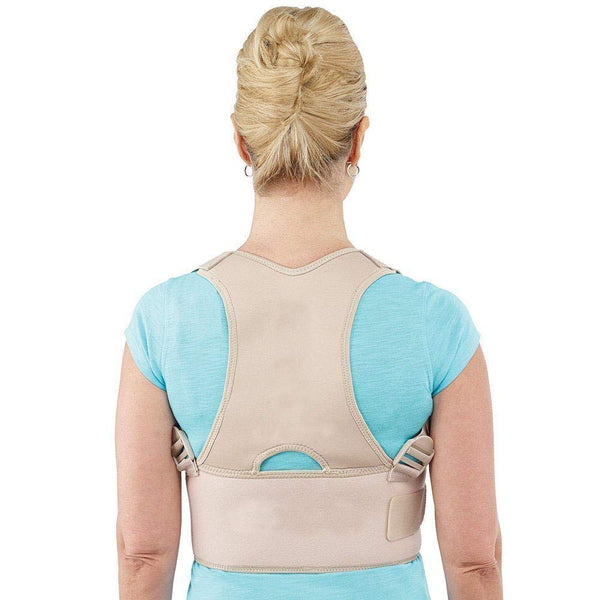 Royal Posture | Spine Aligner | Standing Improver | Sitting Improver | Back Support | Muscle Strain Relief Belt (Universal Size)