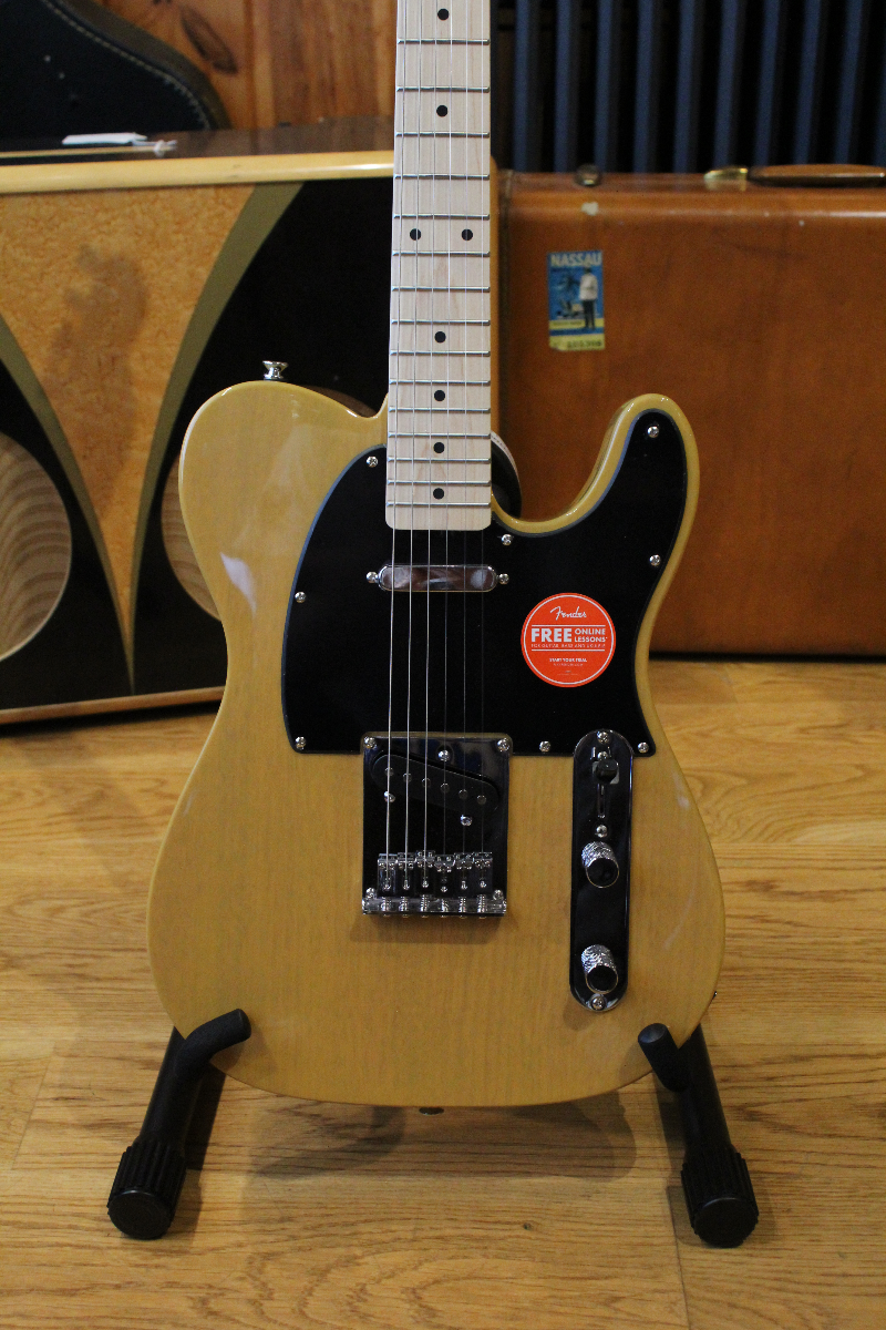Squier Classic Vibe '50s Telecaster Butterscotch Blonde