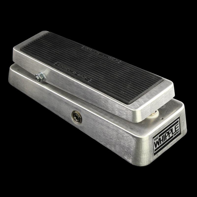 The Whipple Wah Pedal