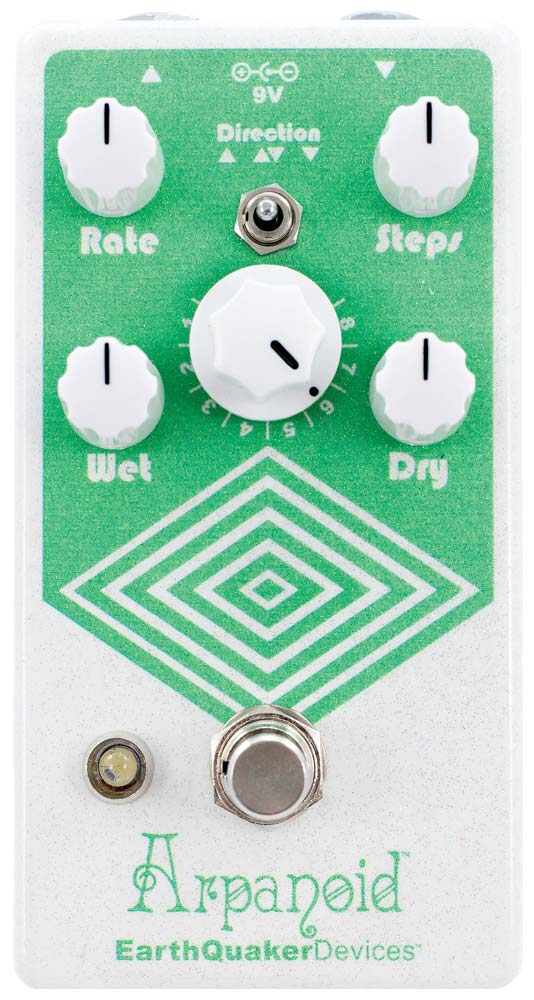 Earthquaker Devices Arpanoid Polyphonic Arpeggiator