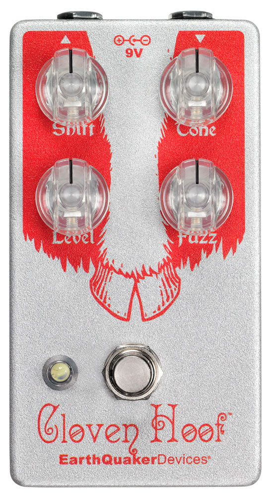 Earthquaker Devices Cloven Hoof Fuzz Grinder