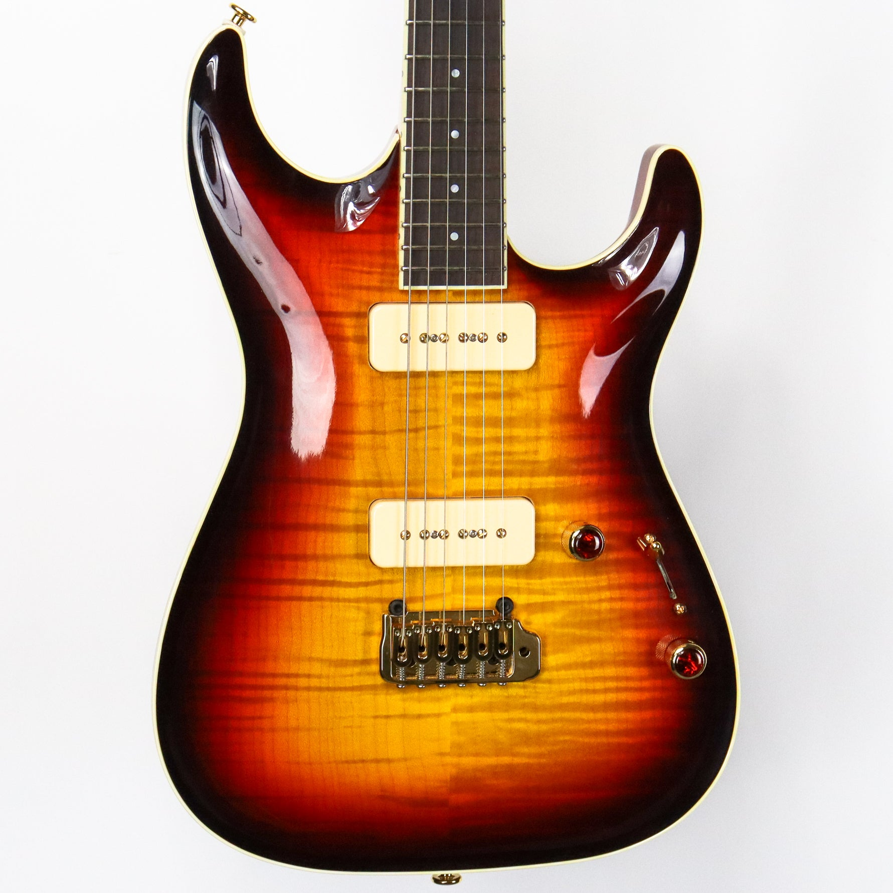 Pensa MK1 Plus Dark Burst, P90s, 0876
