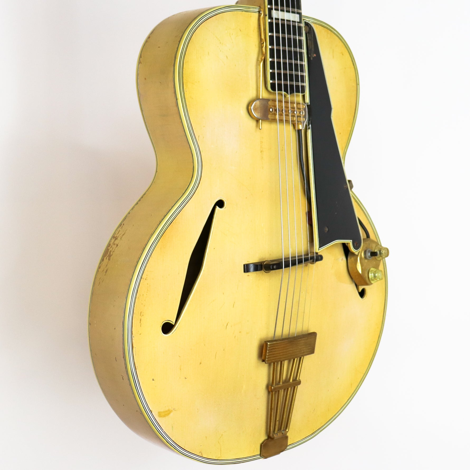 D'Angelico 1935 Exel made for Tony Mottola SN# 1123 with Hardshell Case