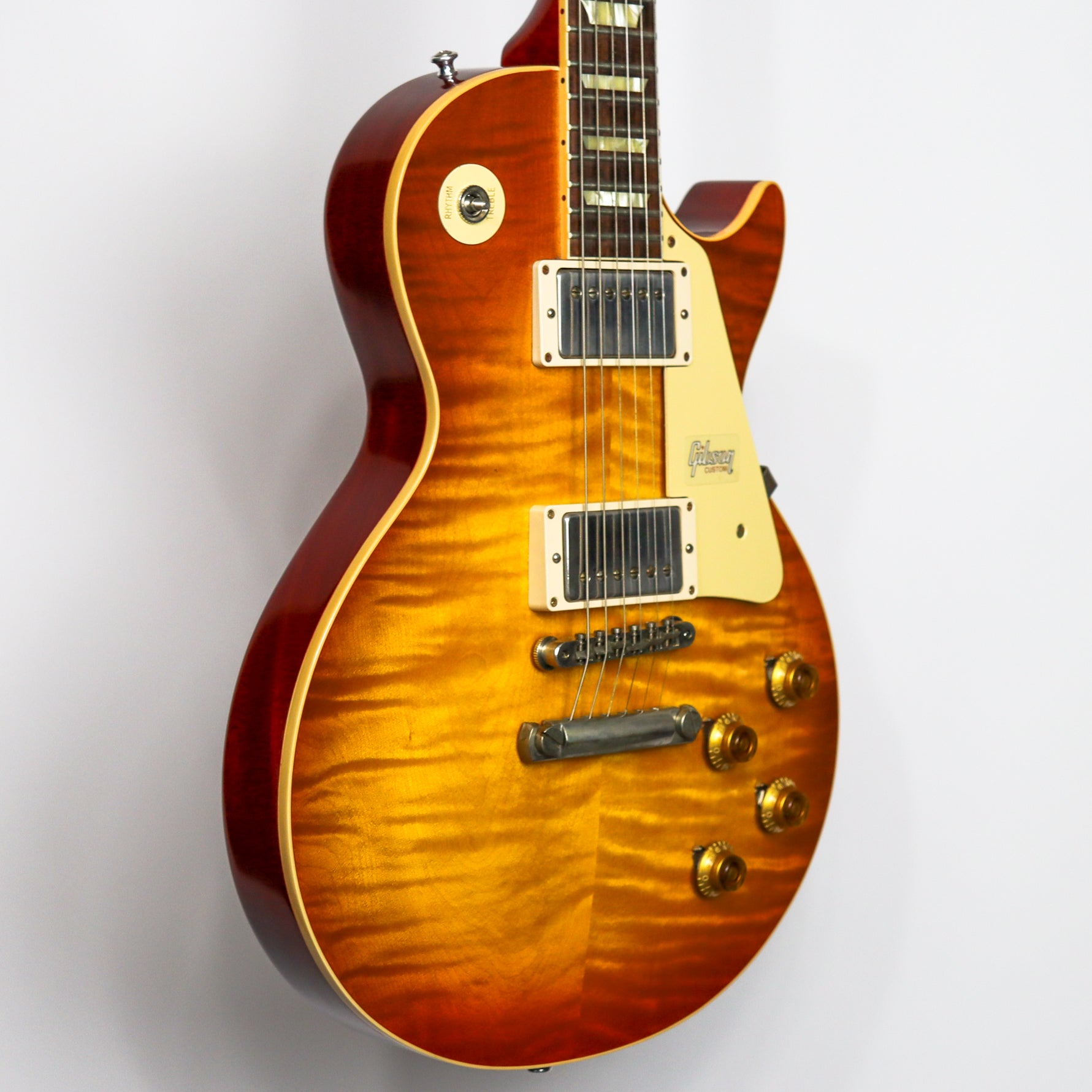 Gibson 60th Anniversary 1959 Les Paul Standard Reissue VOS Royal Teaburst