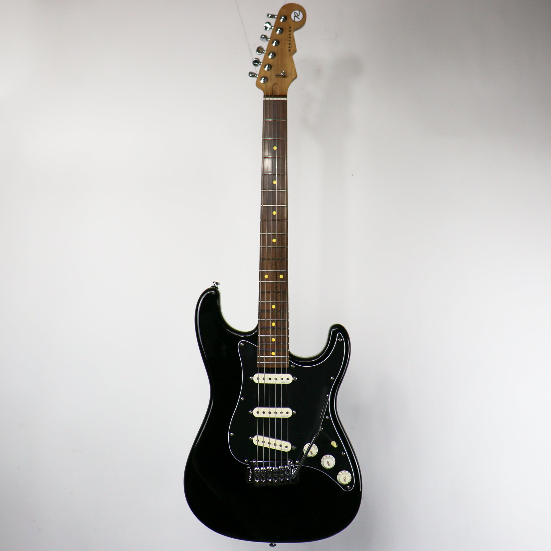 Reverend Gil Parris Signature GPS - Midnight Black - RP