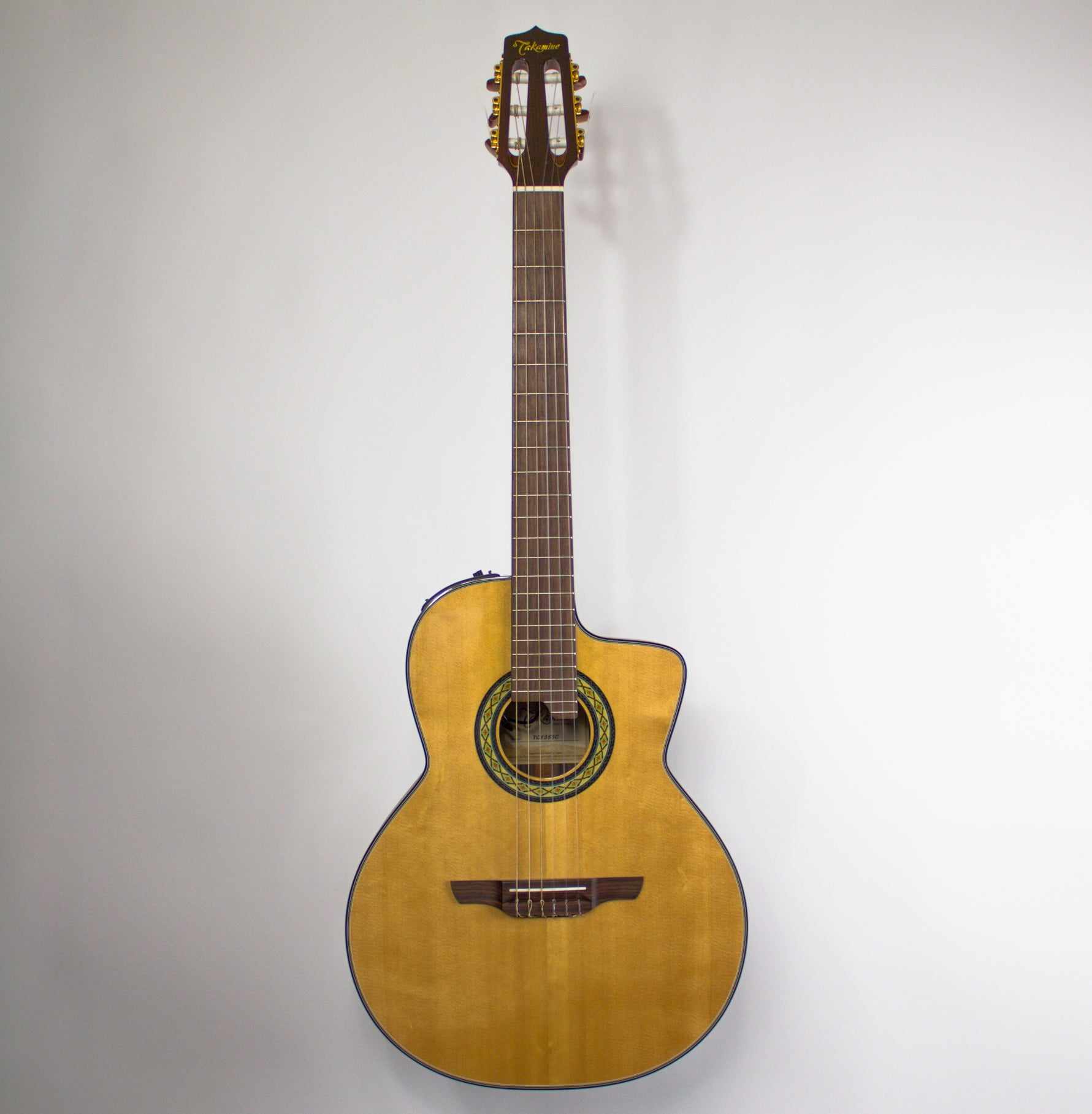 Takamine 135SC Classical with Cutaway