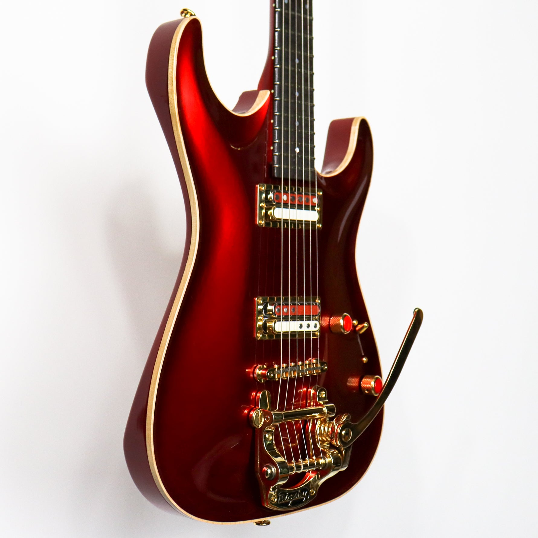 Pensa MK-D Candy Apple Red 0890