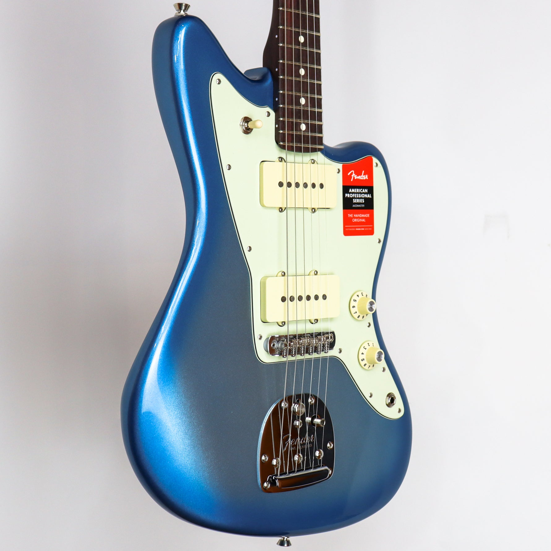 Fender Limited Edition American Professional Jazzmaster Sky Burst Metallic