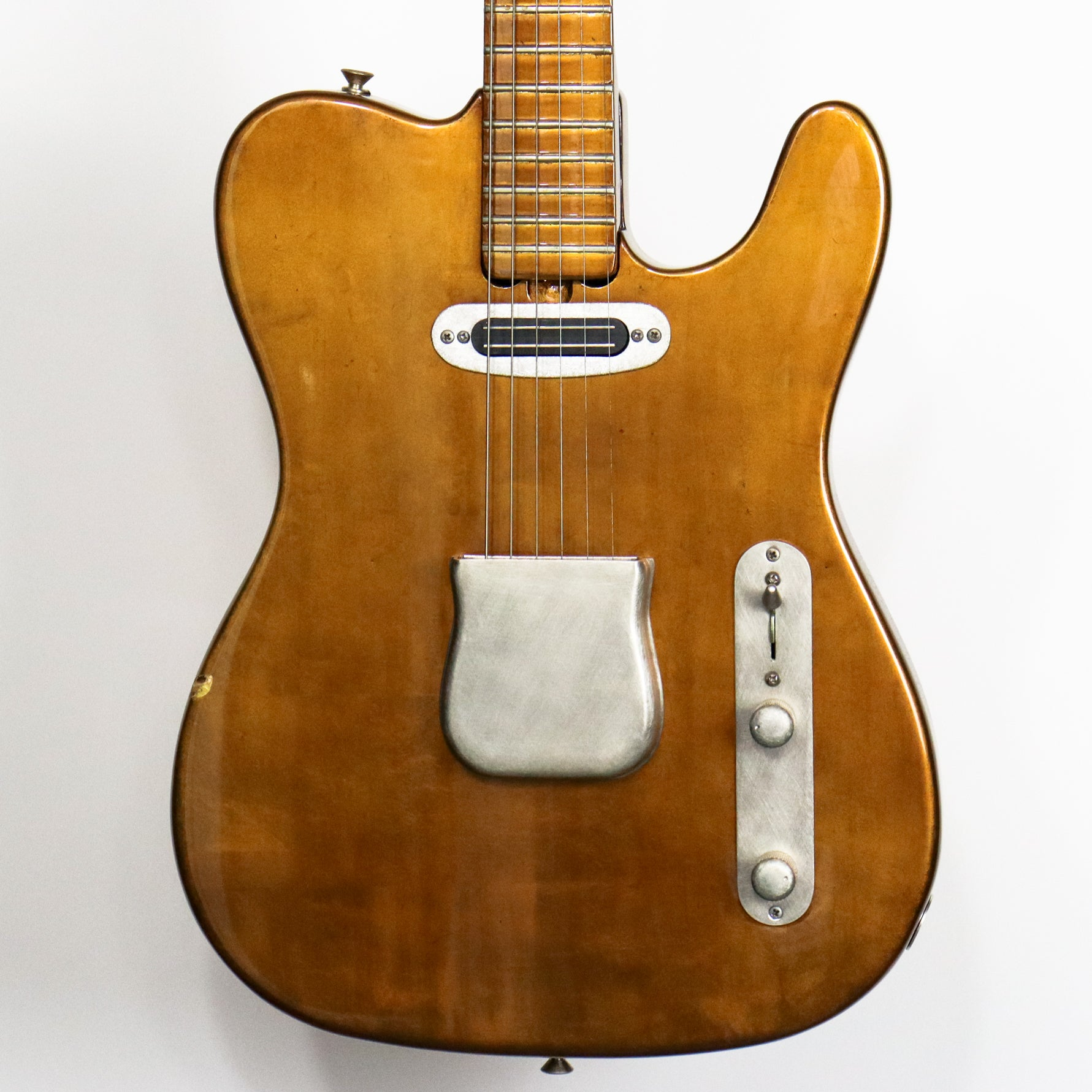Fender 1970s Telecaster Custom Gold Leaf Re-finish