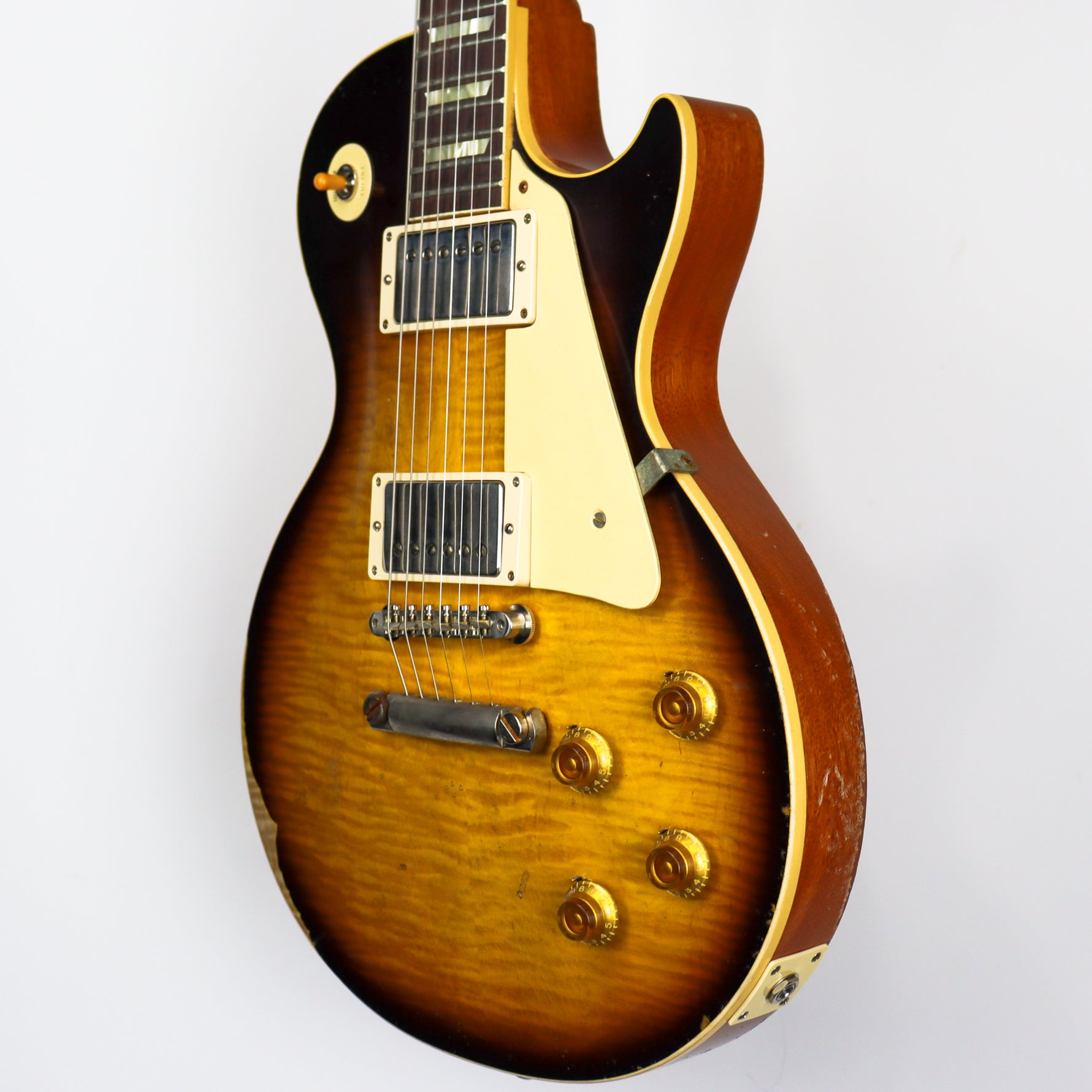 1959 Les Paul Standard Reissue Ultra Heavy Aged Kindred Burst