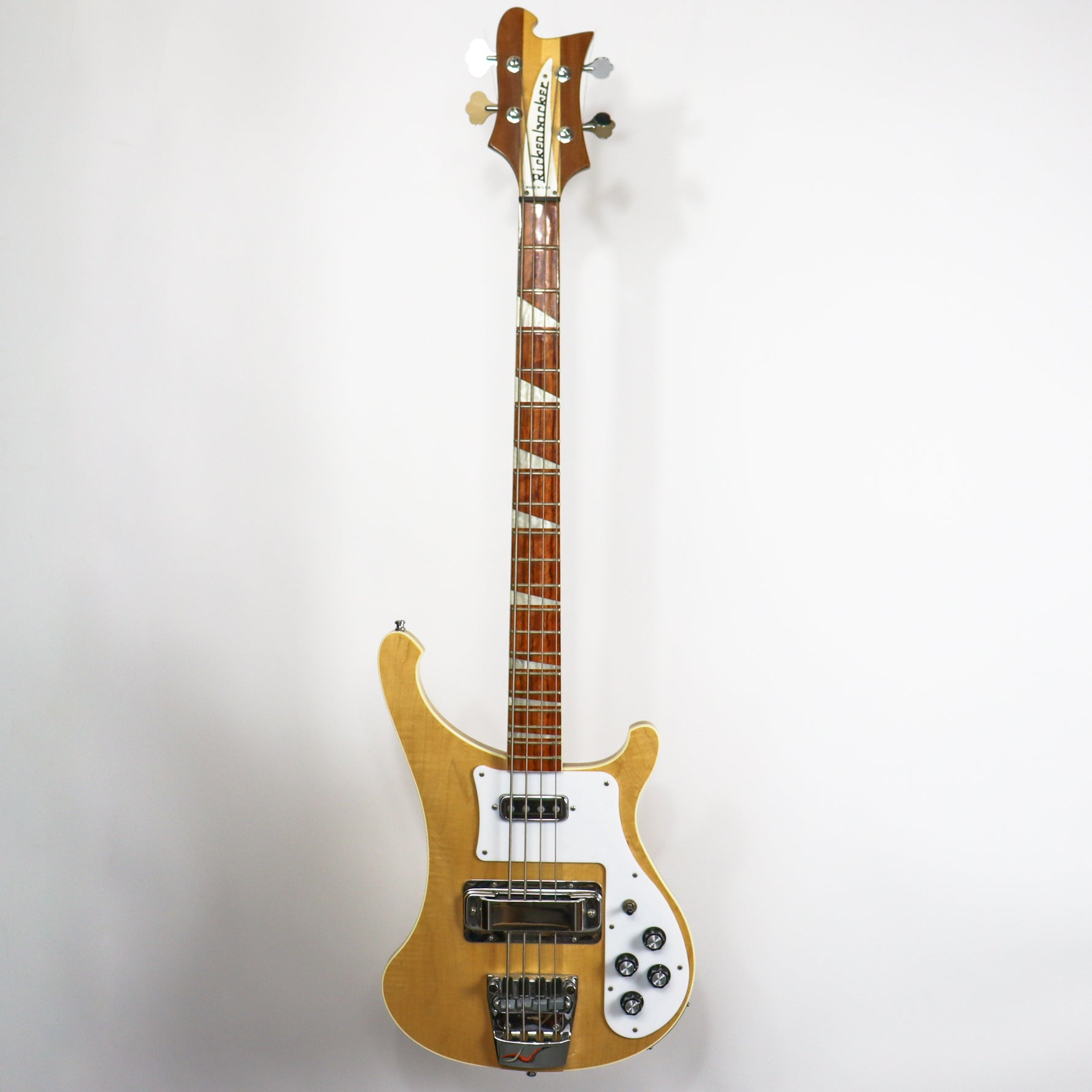 Rickenbacker 2011 model 4003 Bass Mapleglo