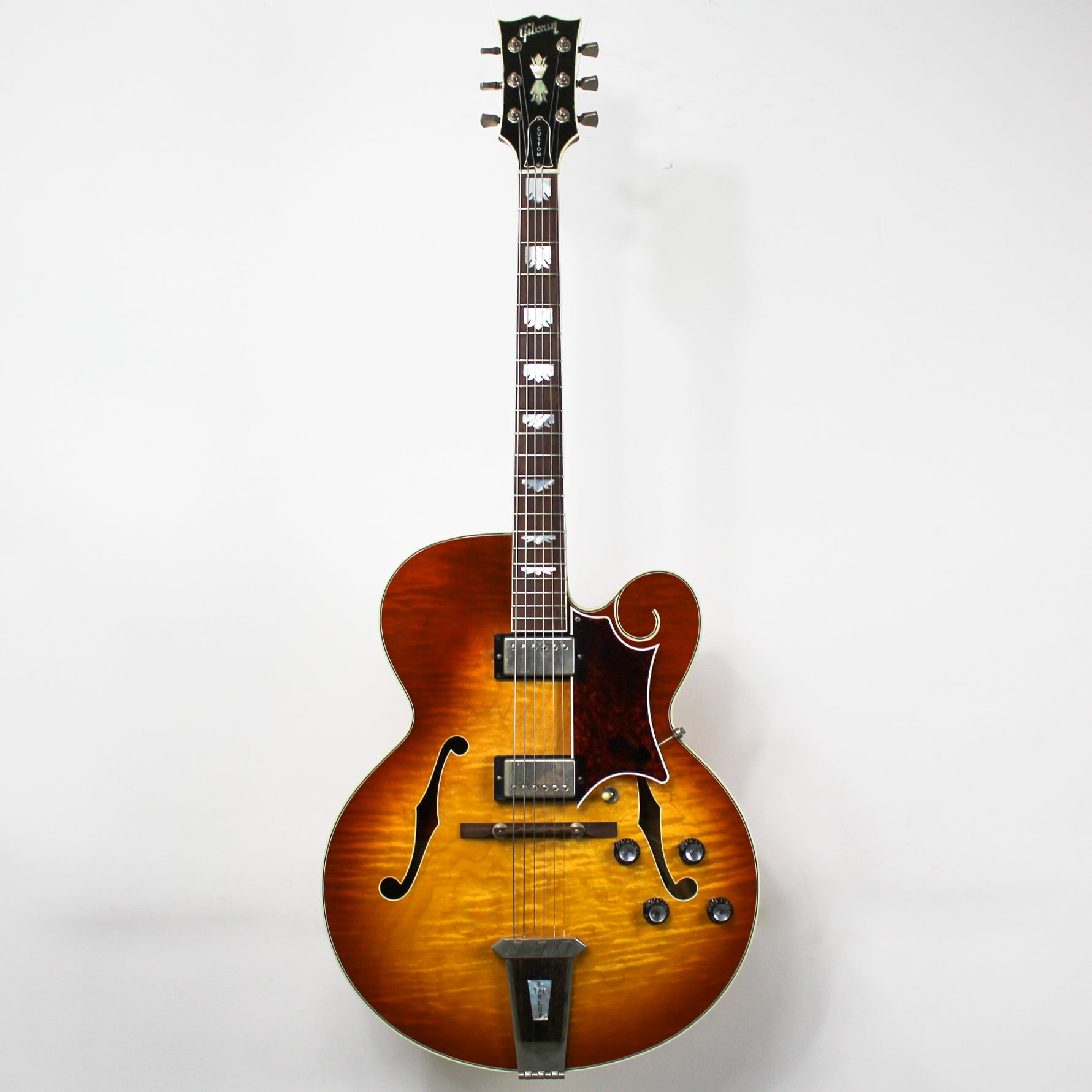 Gibson 1996 Viceroy Iced Tea Burst - Personally Owned by Tal Farlow