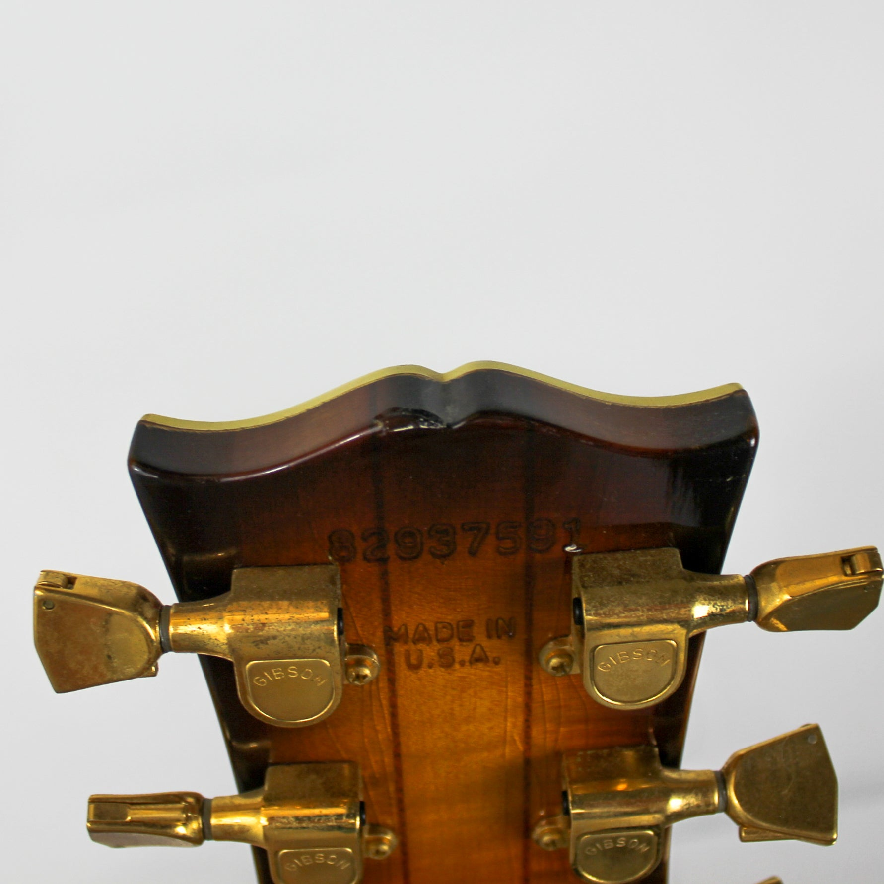 Gibson 1987 Viceroy Tobacco Sunburst - Personally Owned by Tal Farlow