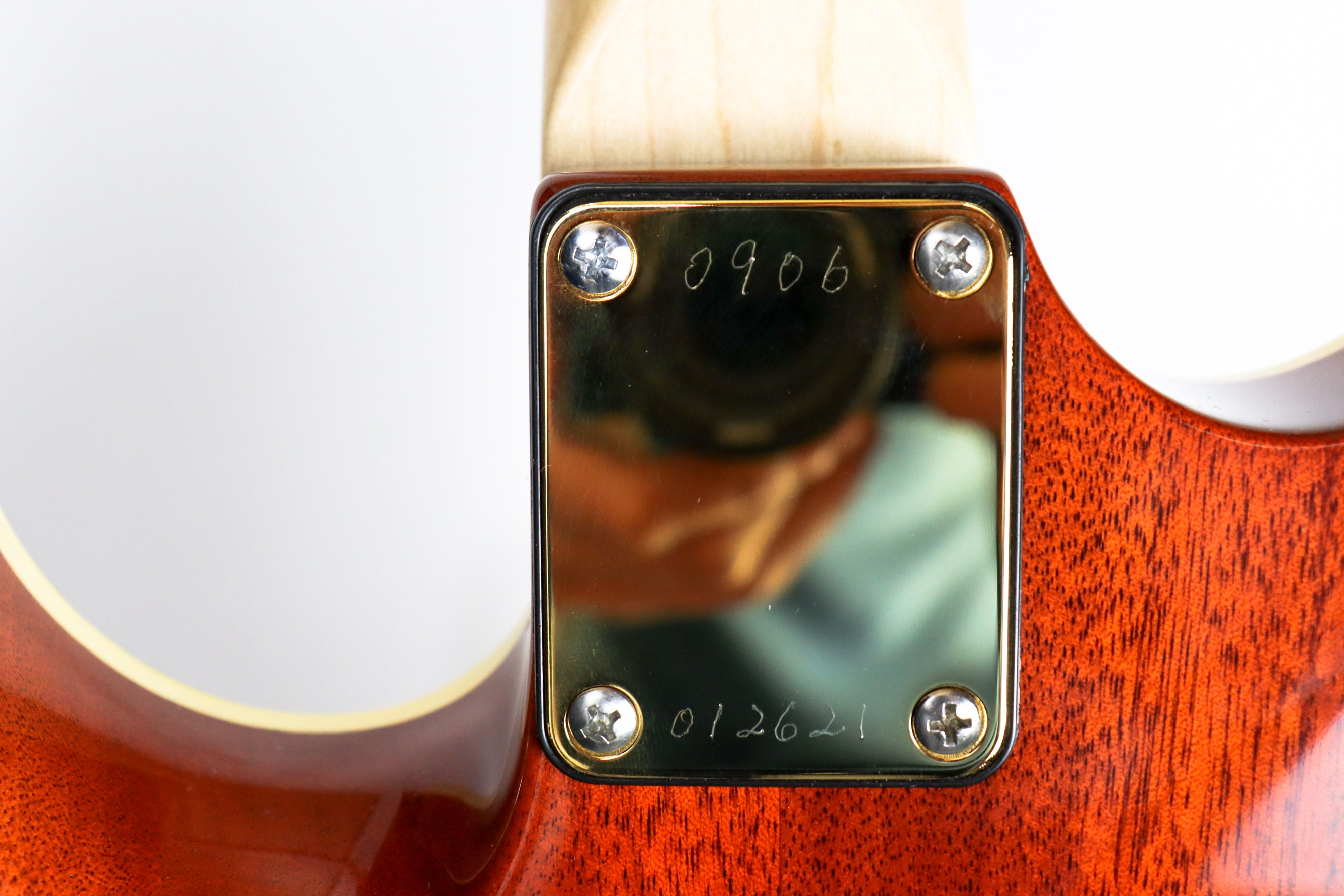 Pensa MK1 Plus Tobacco Burst 0906