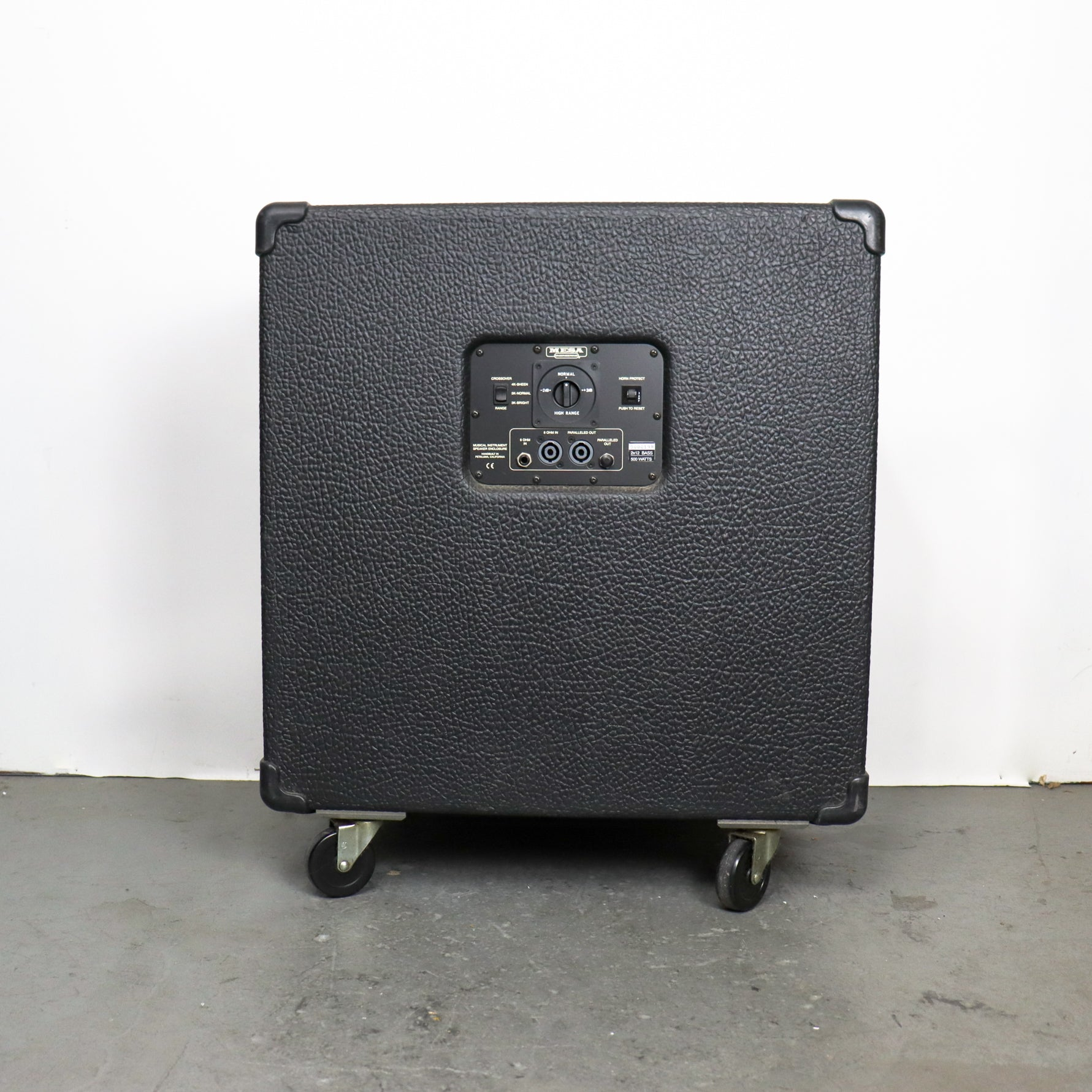Mesa 2x12 PowerHouse Bass Cabinet