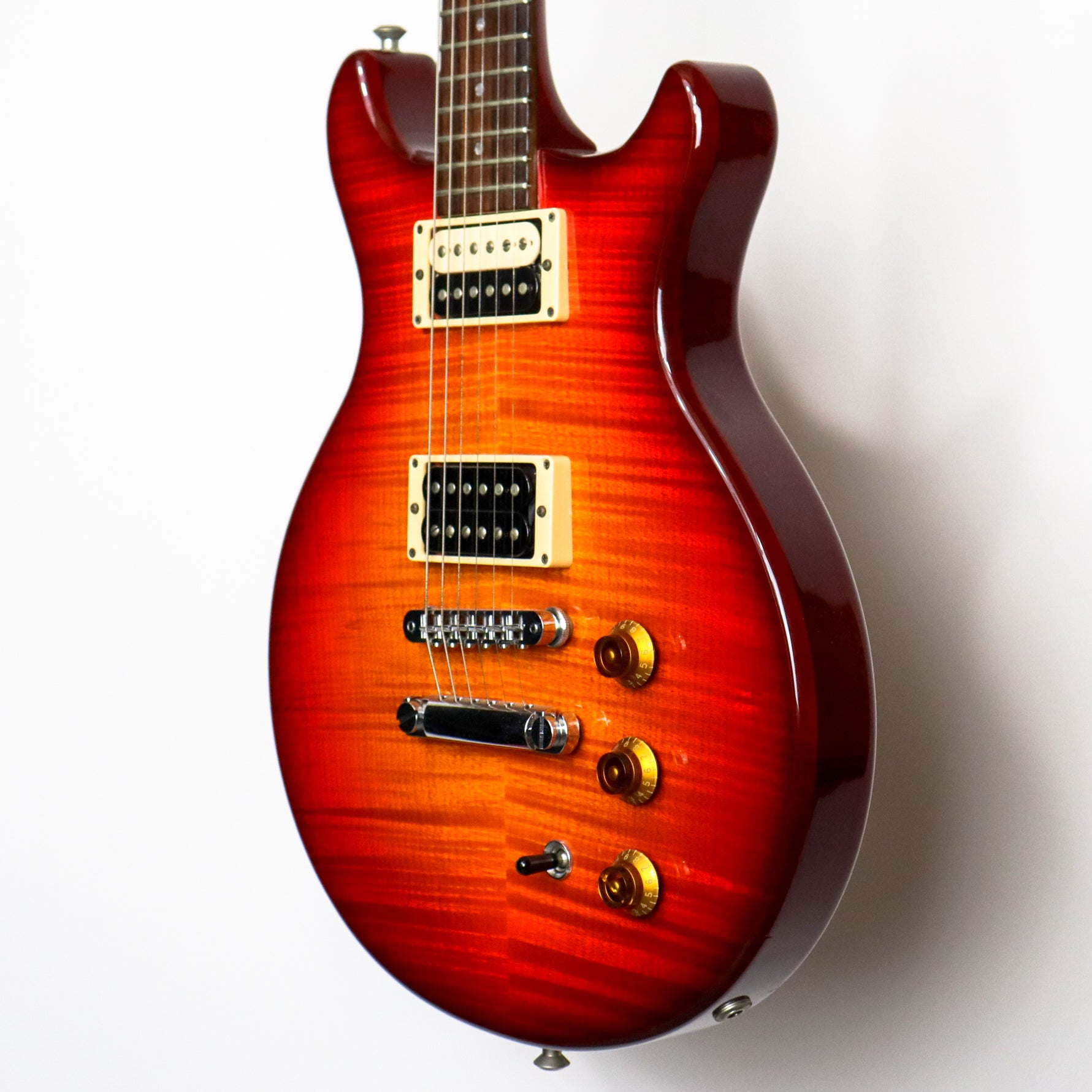 Hamer 1997 Special Flame in 59 Burst