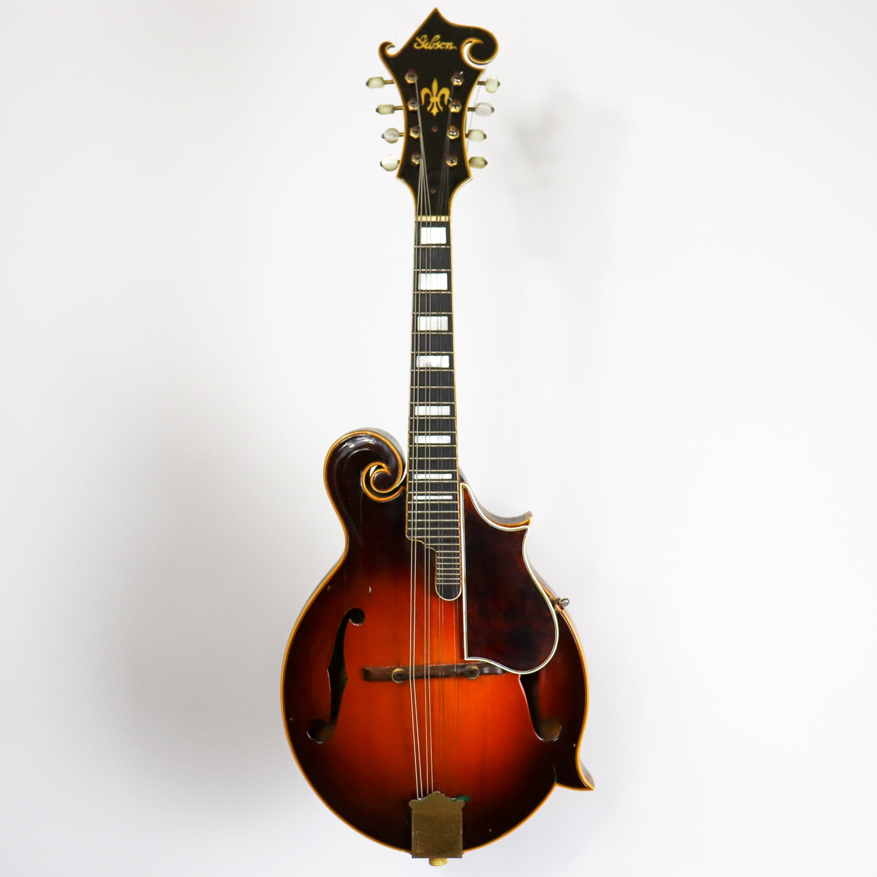 Gibson 1942 F-5 Mandolin, Factory Overspray with Original Hardshell Case