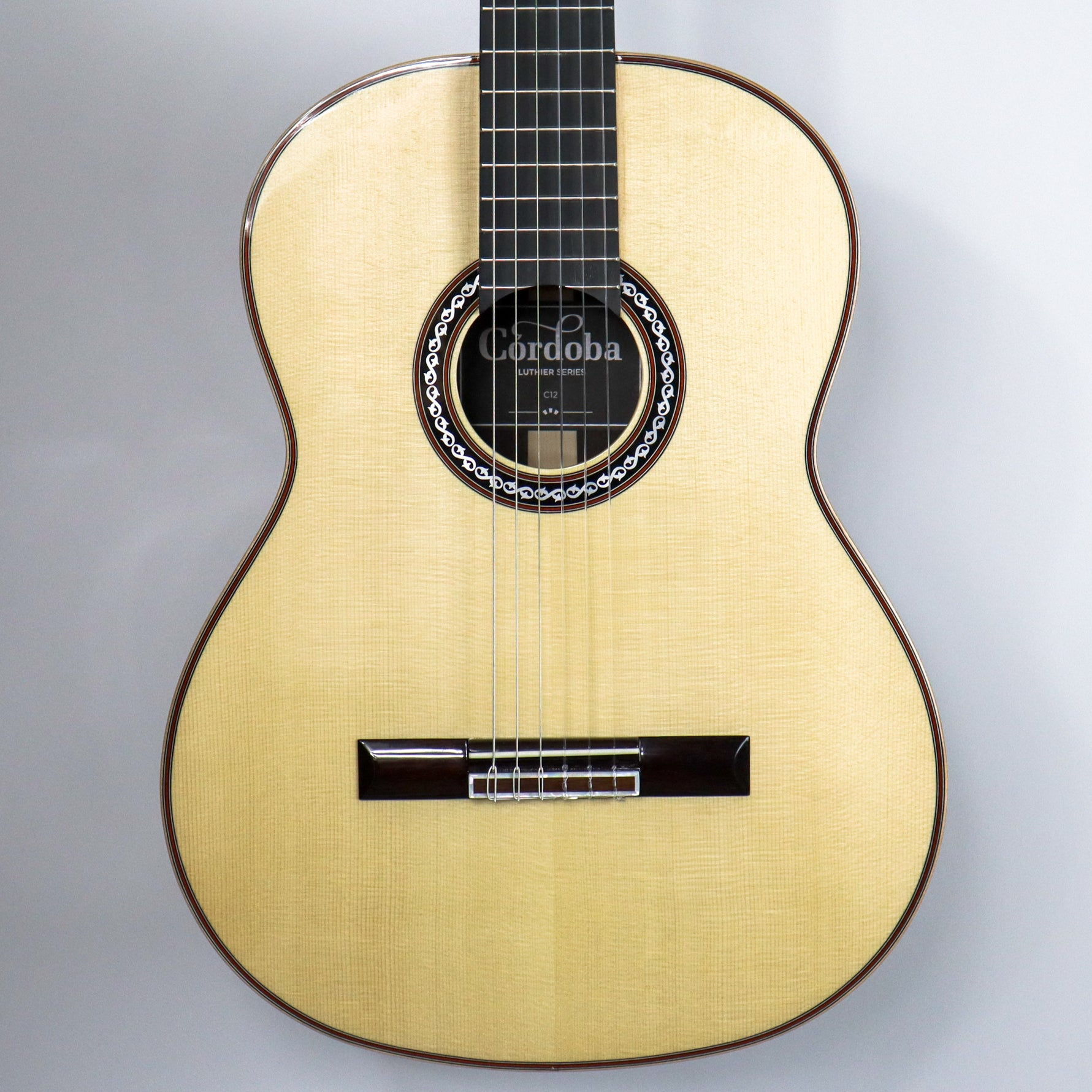 Cordoba C12 Solid European Spruce Top