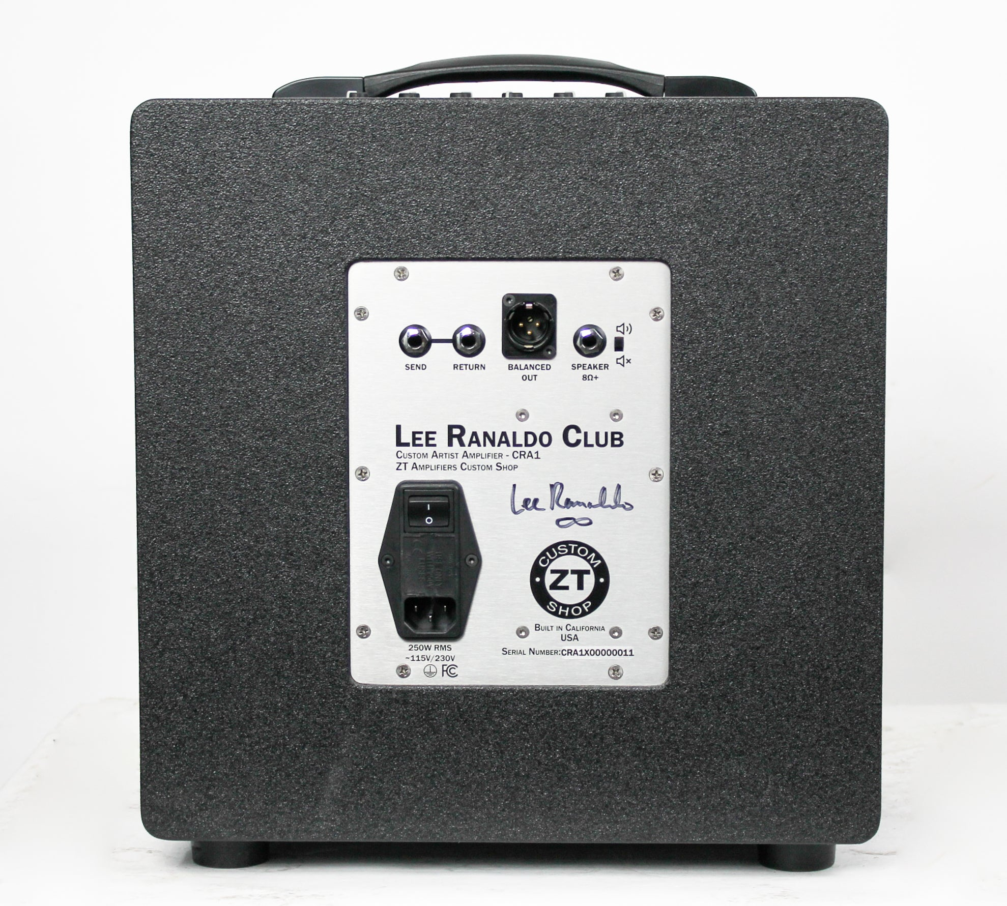 ZT Amplifiers Lee Ranaldo Club