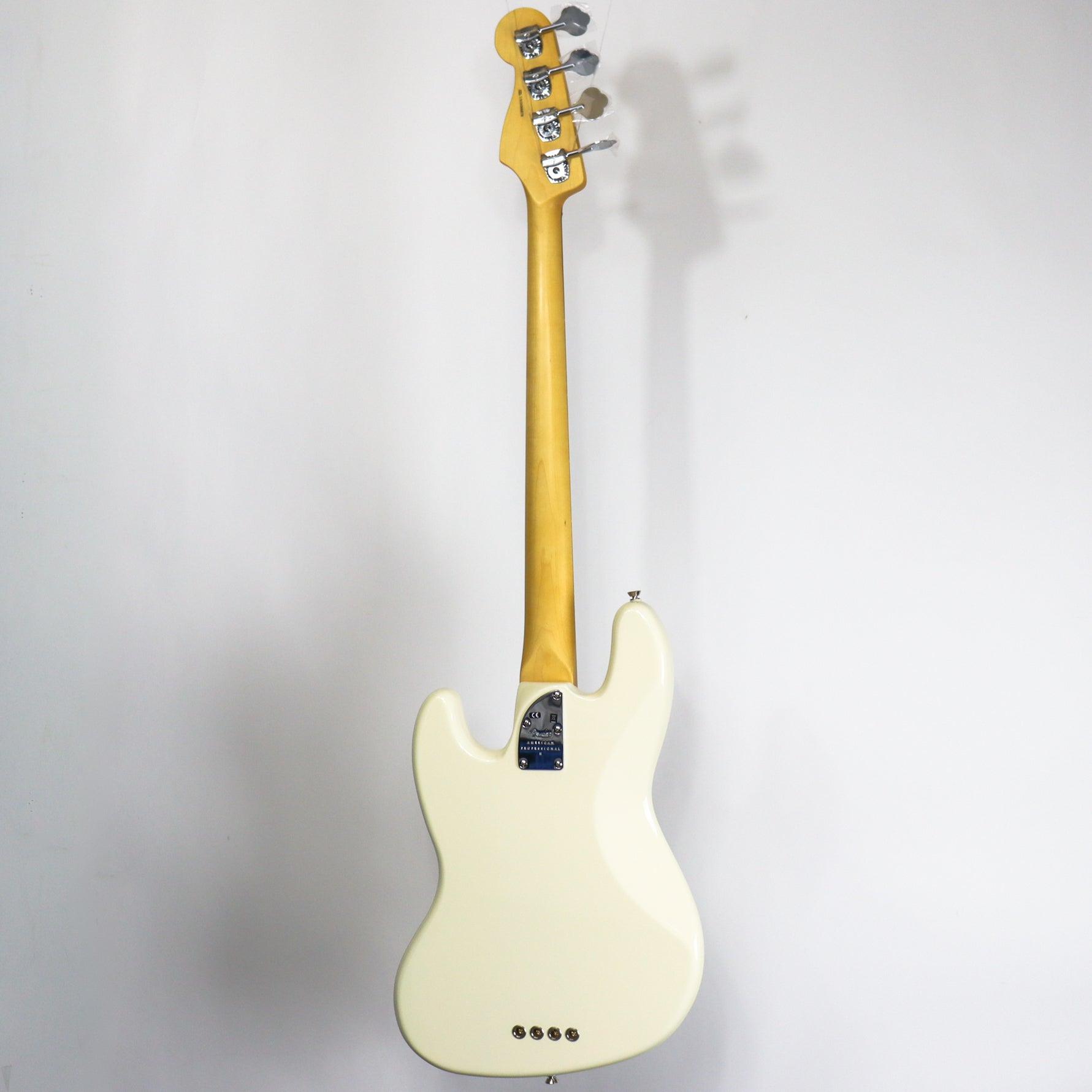 Fender American Professional II Jazz Bass Rosewood Olympic White