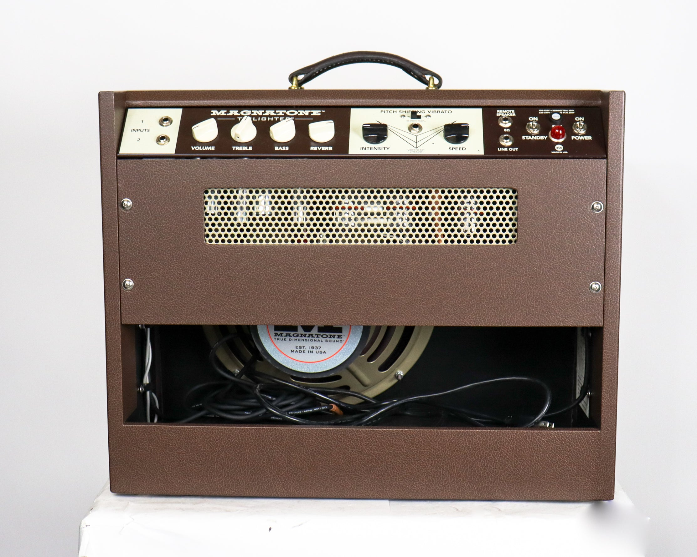 "Magnatone Twilighter 12"" Combo Custom Speaker 22 watts"
