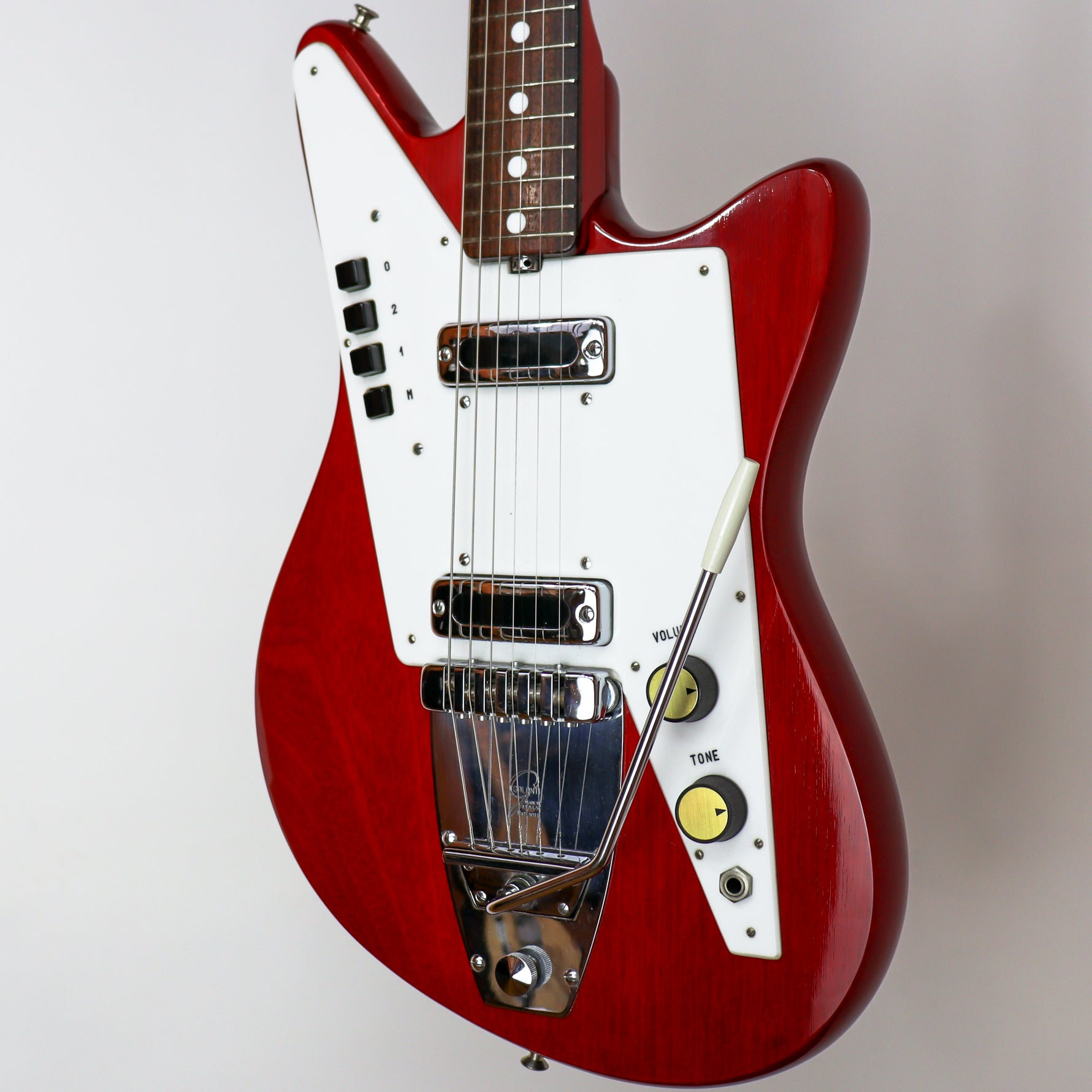 Galanti Late '60s Grand Prix 5291 with Original Hardshell Case