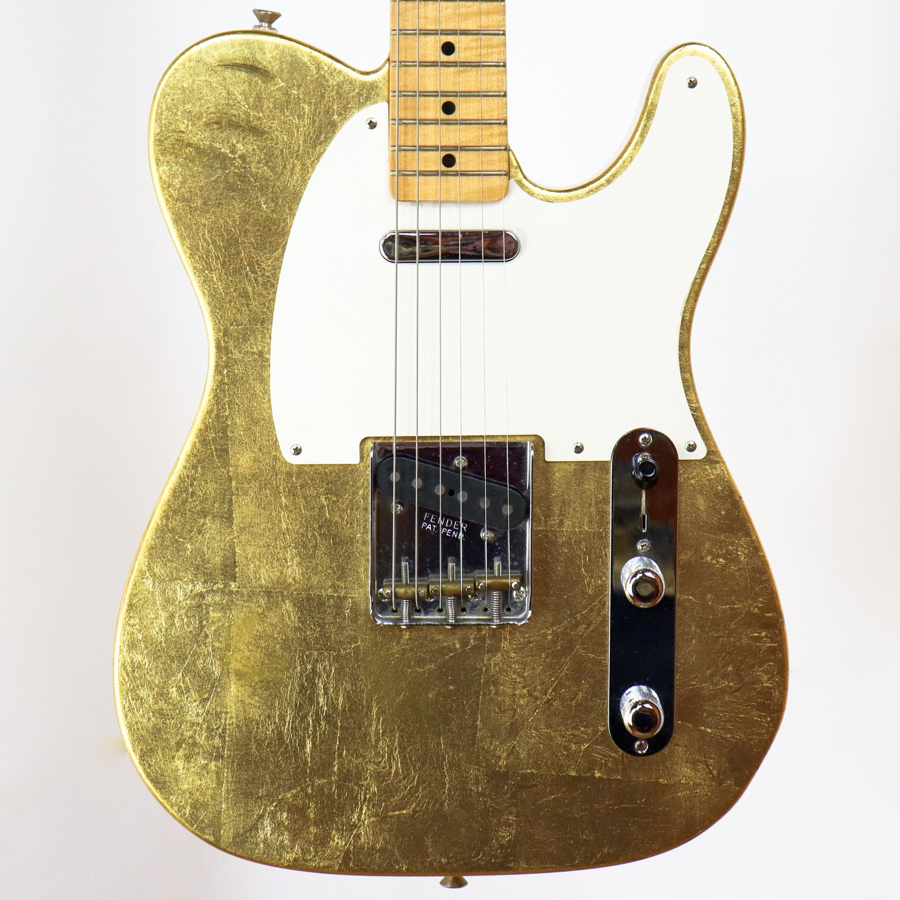 Fender Custom Shop 2003 Gold Leaf Telecaster #2 of 10