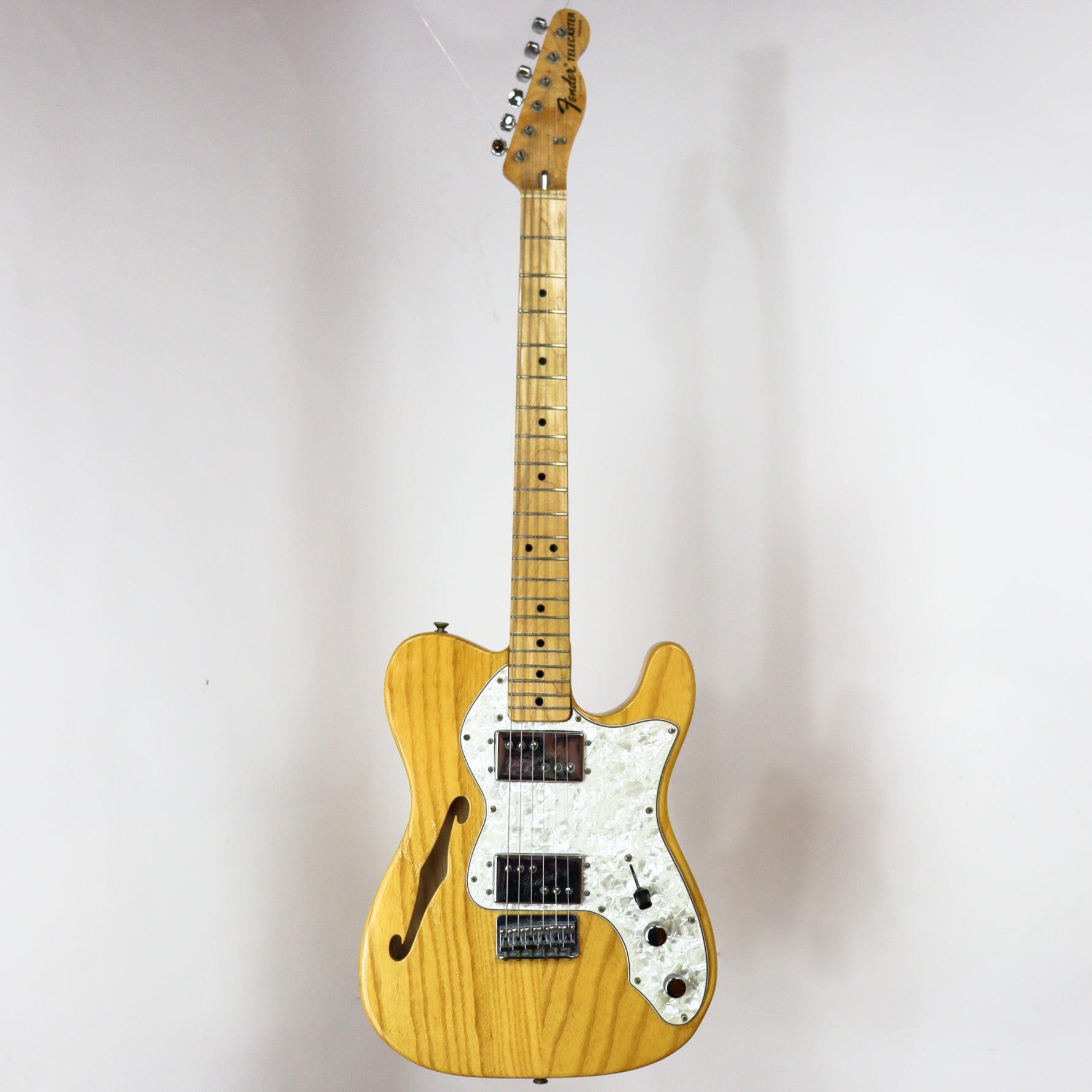 Fender 1973 Telecaster Thinline Natural