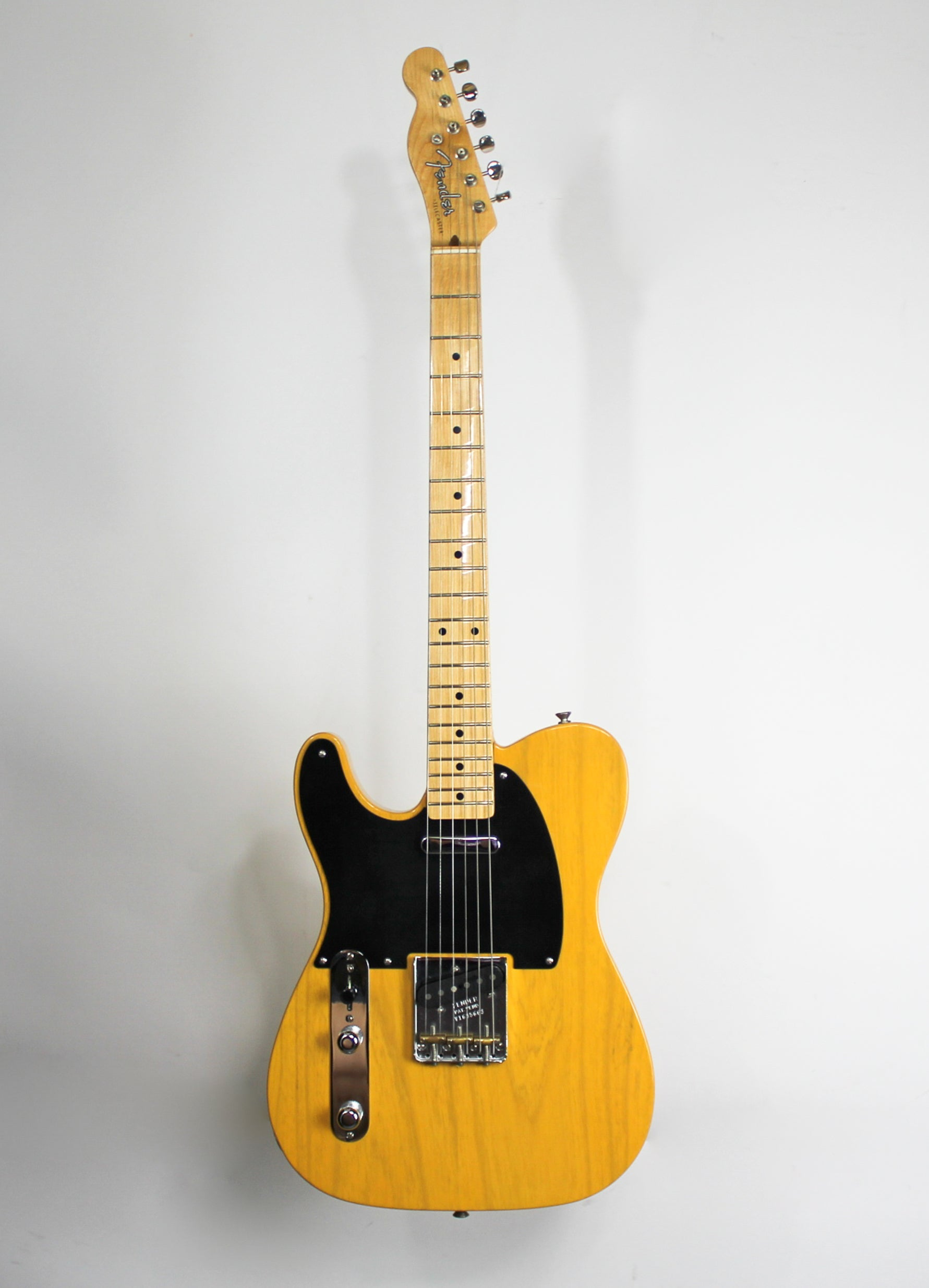 Fender American Original '50s Telecaster Left Handed Butterscotch Blonde
