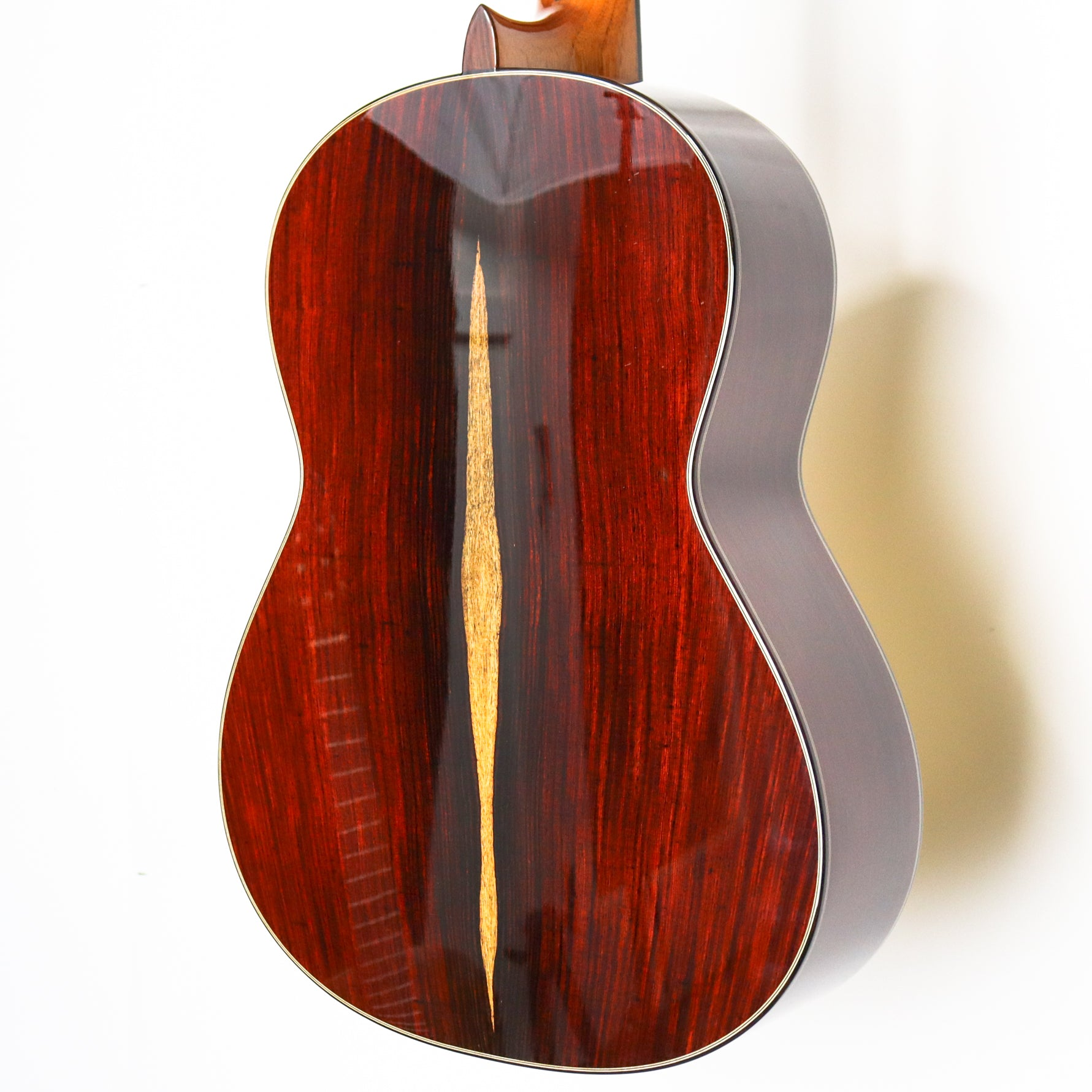 Hanika 58CF Classical Guitar Spruce Top & Cocobolo Back & Sides w/Molded Case