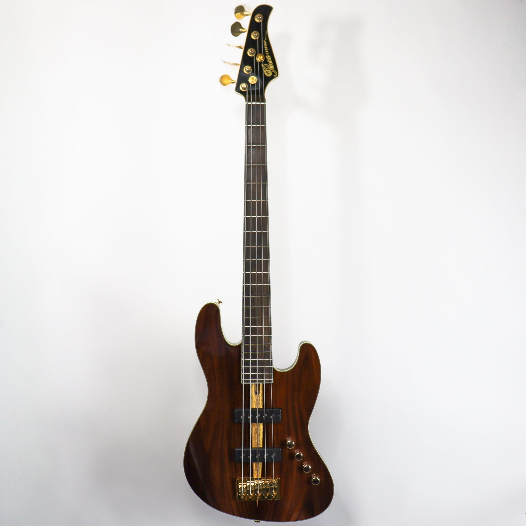 Pensa J-534 Plus Bass Natural Rosewood Top 0899 w/ Mono Bag