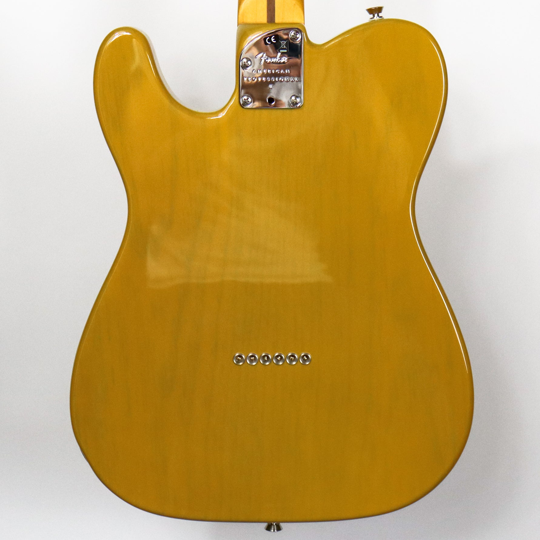 Fender American Professional II Telecaster Butterscotch Blonde