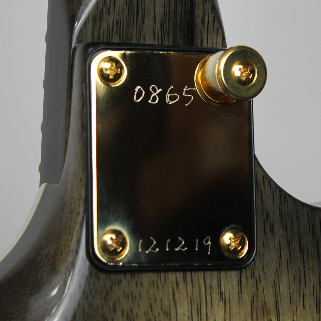 Pensa NR Custom Honey Burst 0865