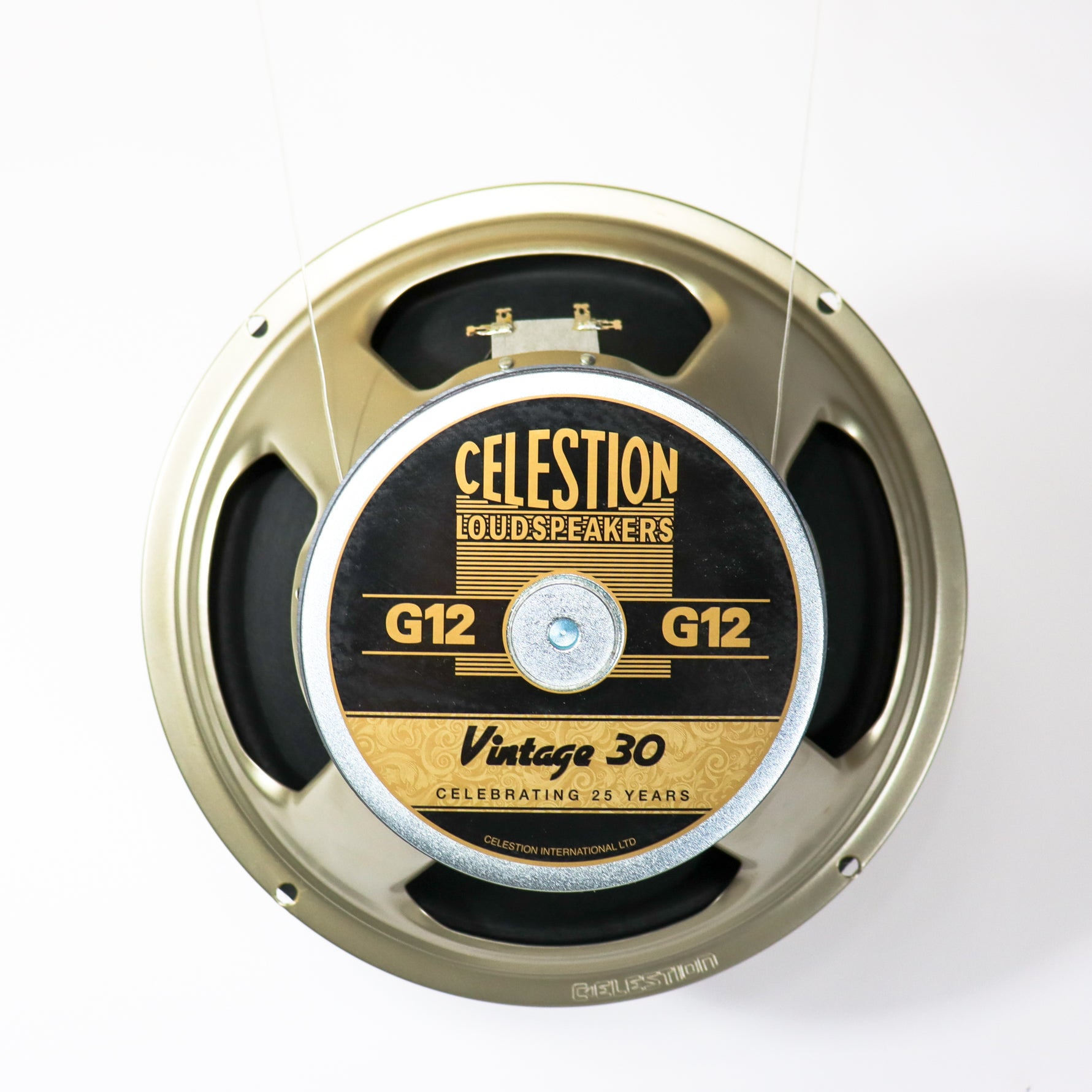 "Celestion Vintage 30 12"" Speaker 60 watts 8ohm"