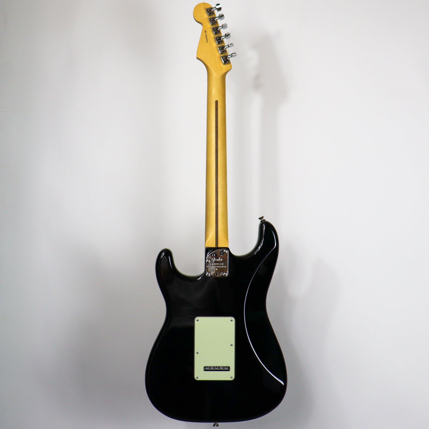 Fender American Professional II Stratocaster Maple Neck, Black