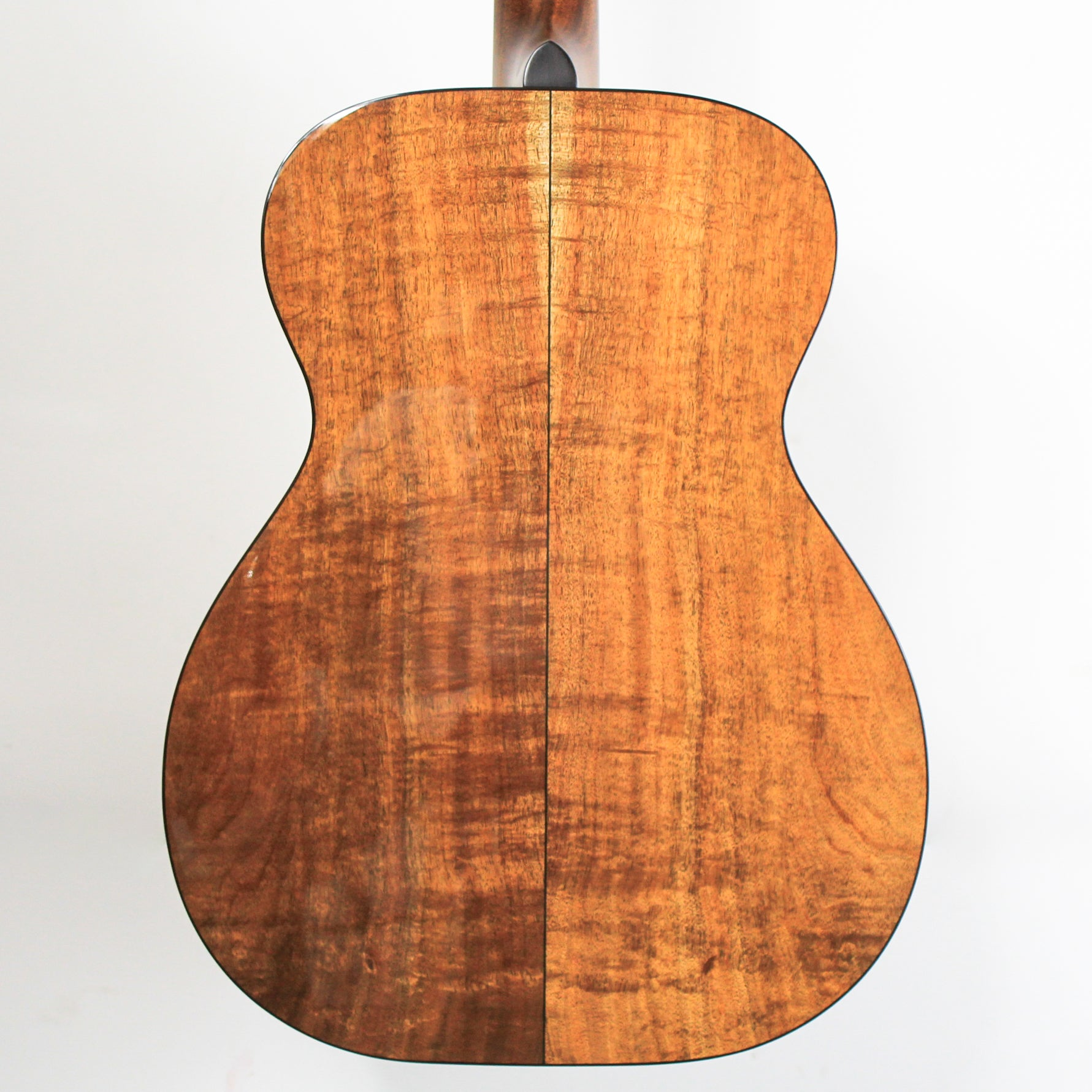 Huss and Dalton TOM-M Custom Blackwood, Thermo-Cured Red Spruce, Australian Blackwood