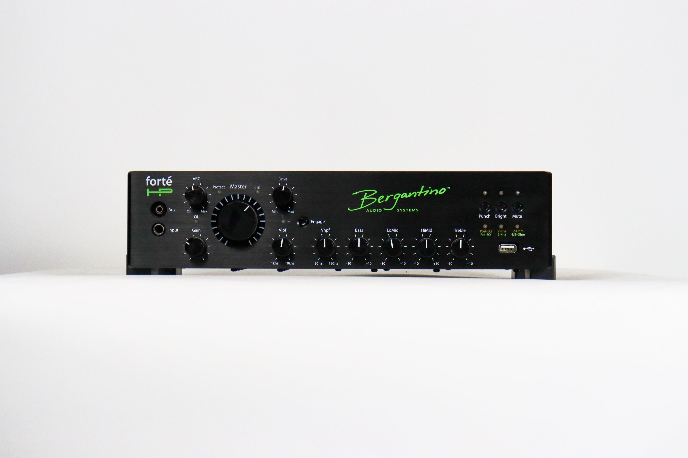 Bergantino Fortè HP Bass Head